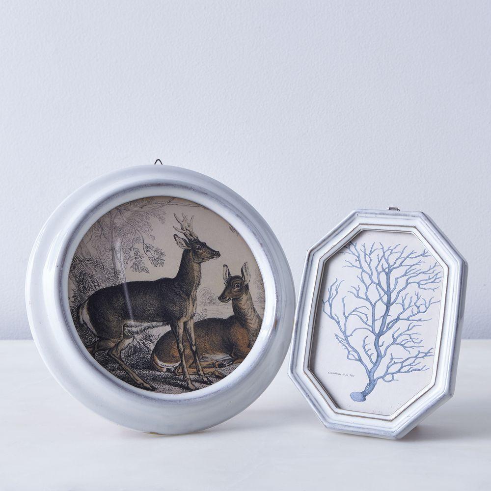 Tin Glazed Ceramic Picture Frames on Food52