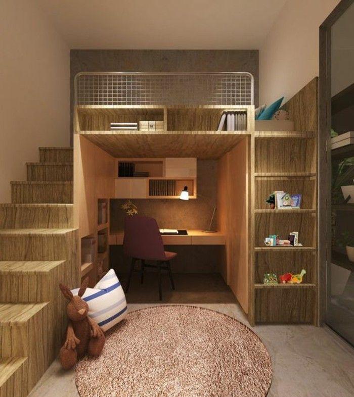 La chambre moderne ado - 61 intérieurs pour filles et pour garçons ...