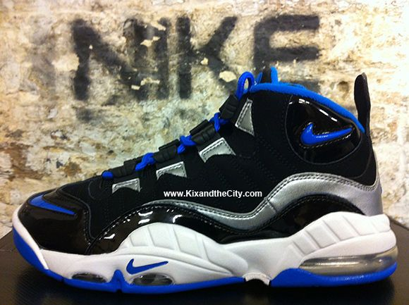 Nike Air Max Sensation LE - Orlando Magic - Draft Lottery Pack. Loved playing in the originals! This theme is crazy!
