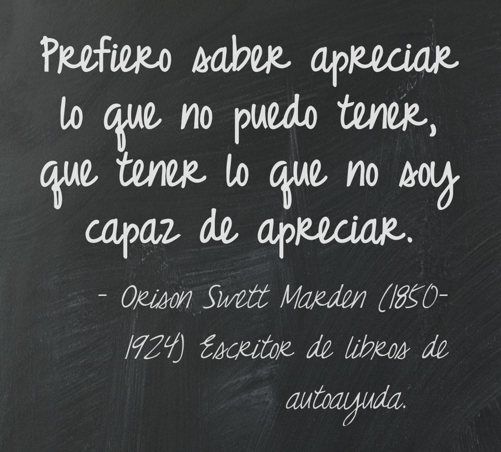 Orison Swett Marden 1850 1924 Escritor De Libros De