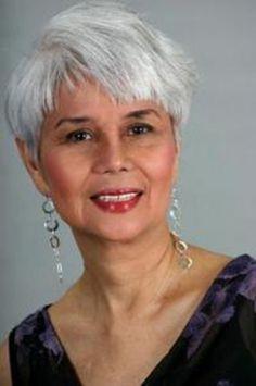 Coupe de cheveux tres courte femme 50 ans