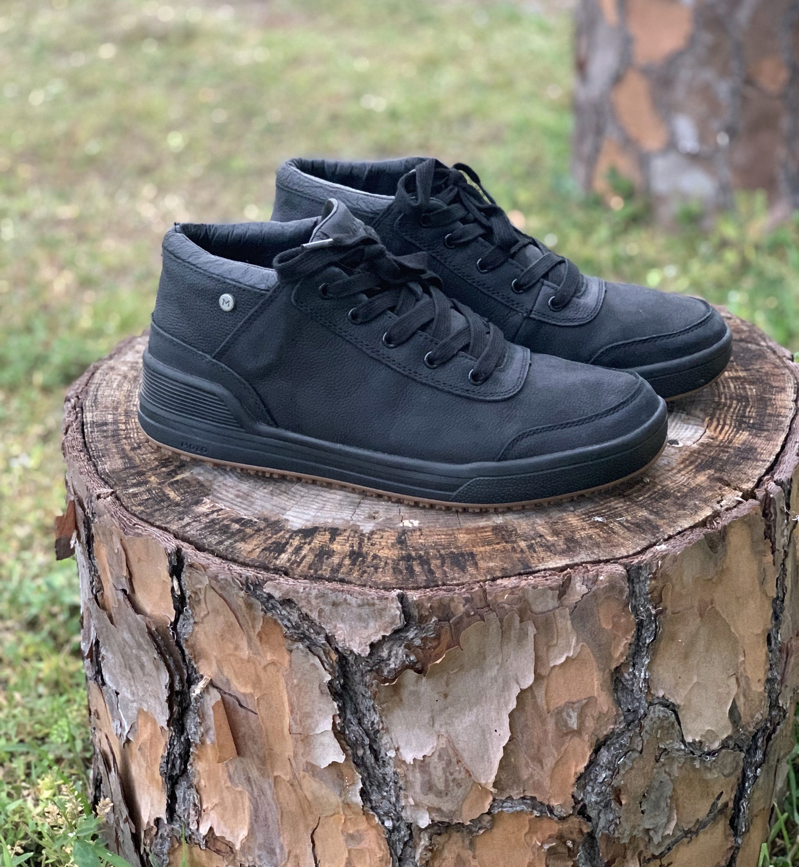 water and slip resistant work shoes