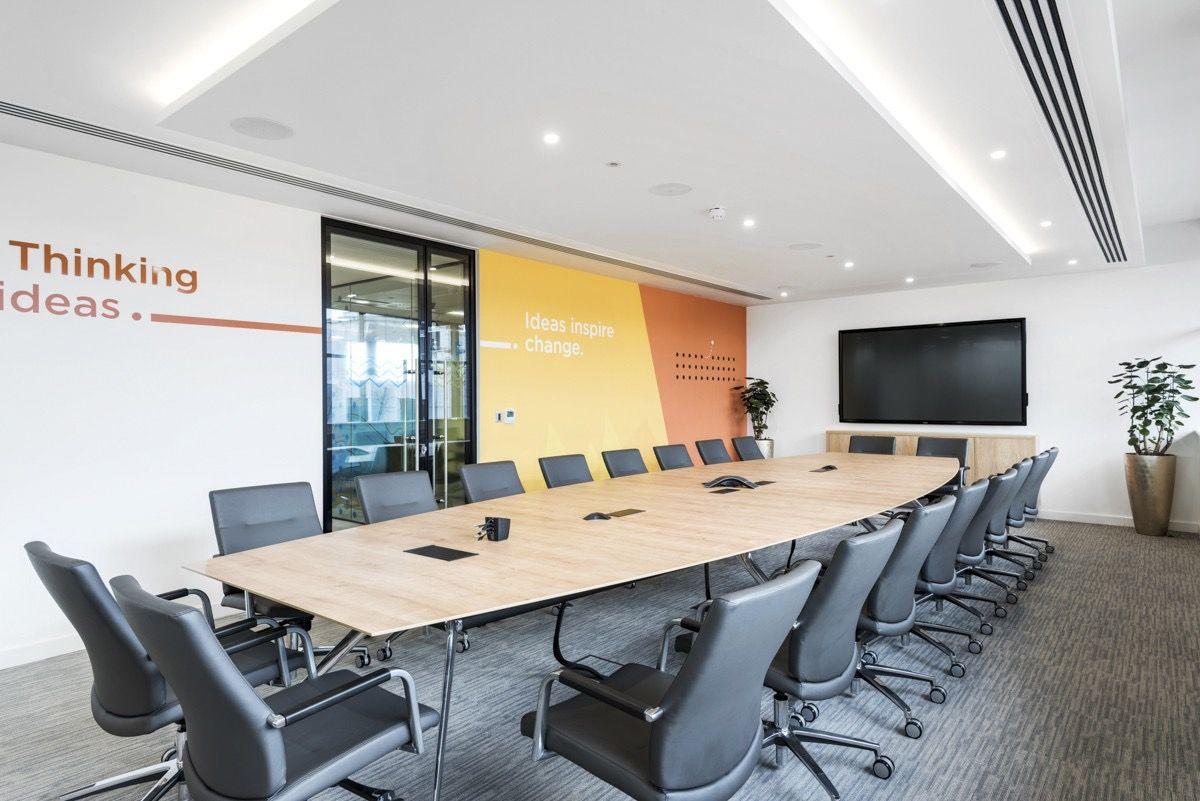 Inside Psa Finance S Sleek New Surrey Office