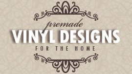 AWESOME site for home decor vector art!  www.myvinyldesign...