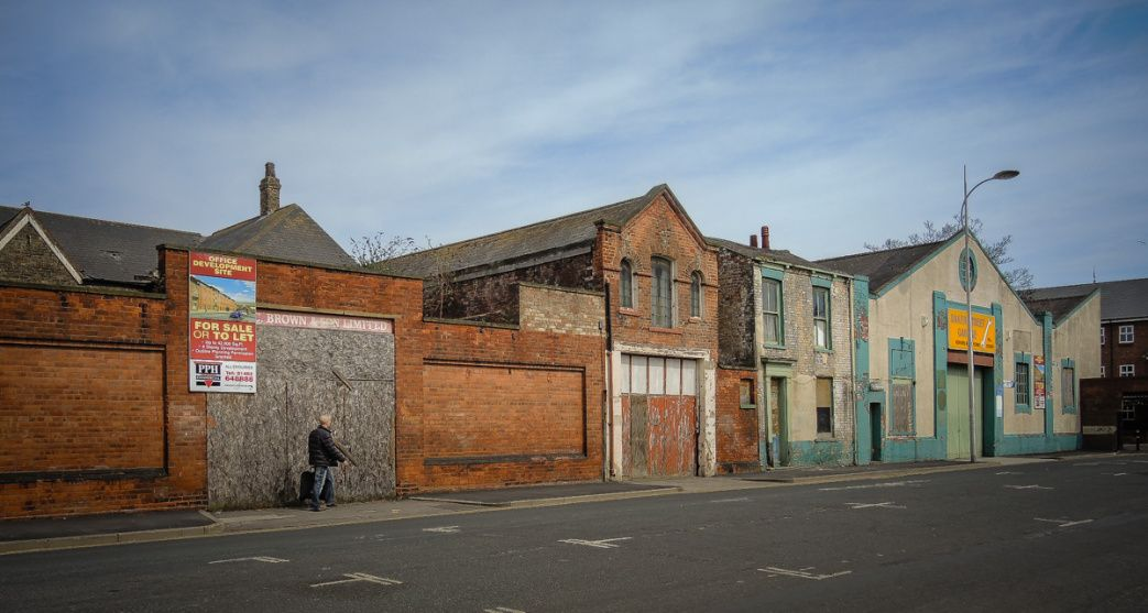 Baker Street Garage Mark C Brown Son Ltd Baker Street Street Kingston Upon Hull