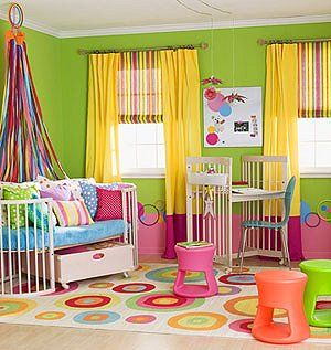 Exceptionnel Rainbow Theme Bedrooms   Rainbow Bedroom Decorating Ideas   Rainbow Decor