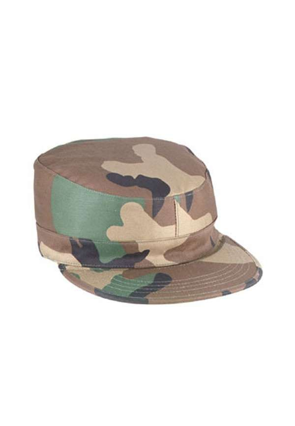 da3f34a4833 Government Spec 2 Ply Rip-Stop Army Ranger Fatigue Cap