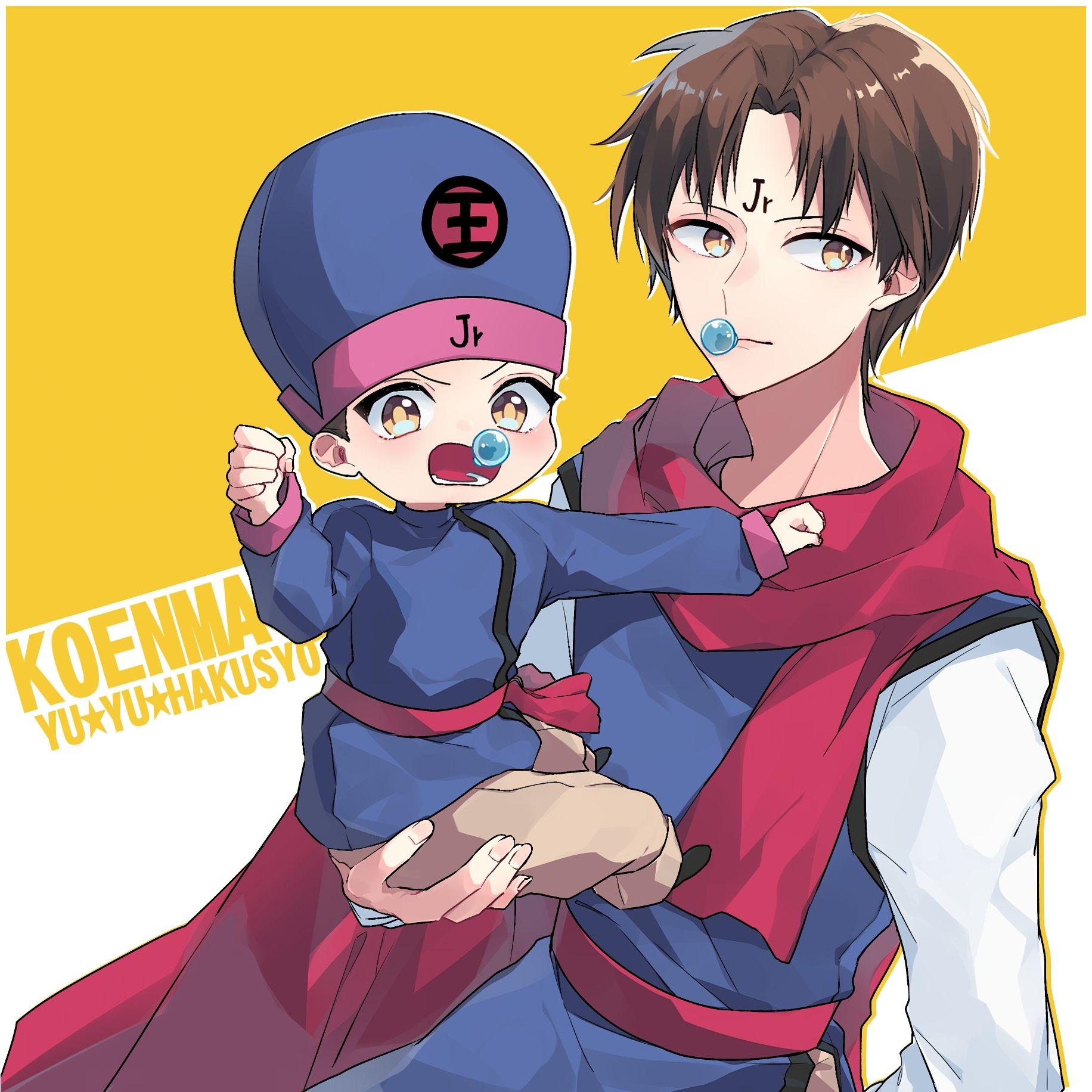 Pinterest Yuyu hakusho, Tv anime, Anime plus