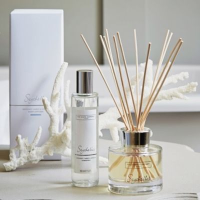 Photo of Candle & Diffuser Plate | Candle & Fragrance Accessories | The White Company