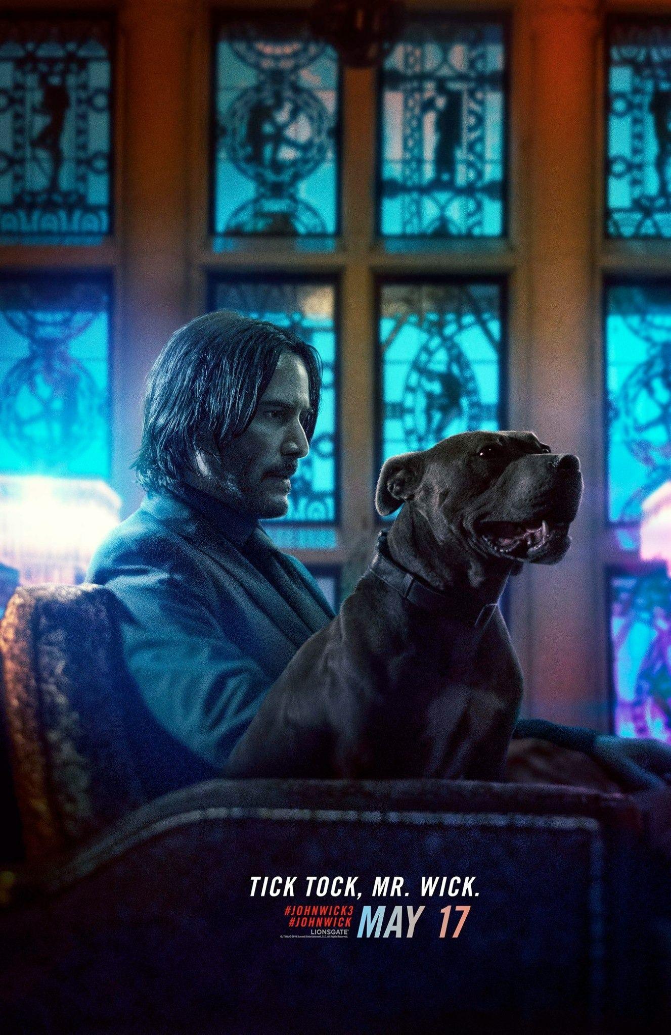 John Wick Chapter 3 Parabellum John Wick Keanu Reeves John Wick John Wick Film