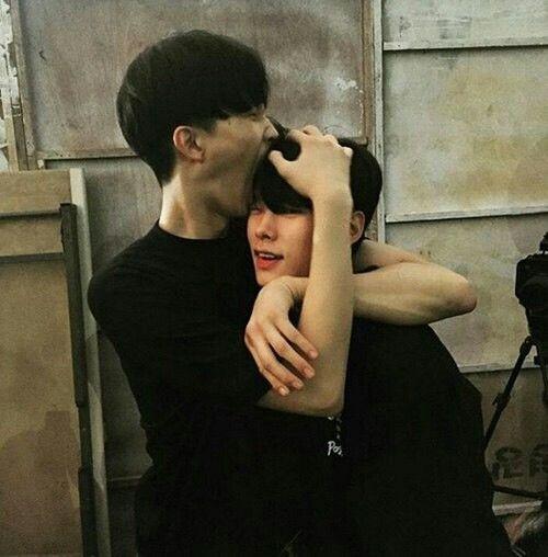 Korean gay boy