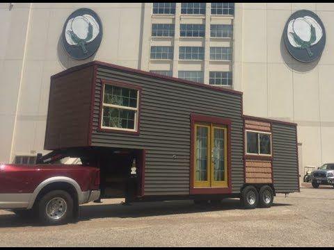 24 Whittle Wagon Tiny House On Gooseneck Trailer Tiny House Travel House Tiny House Listings