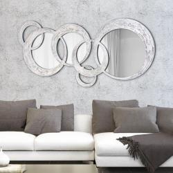 Photo of Wandspiegel in modernem Design Circles von Viadurini Decor Viadurini Collezione livingViadurini Coll