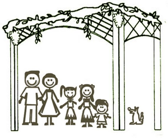 Sukkot coloring pages for Kids Feast of Booths Pinterest