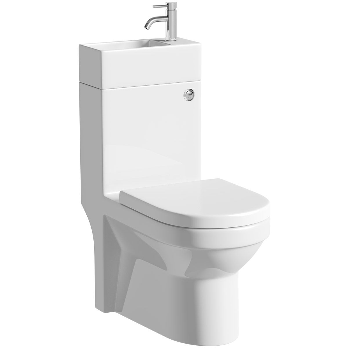 Orchard Wharfe compact all in one toilet and basin unit ...