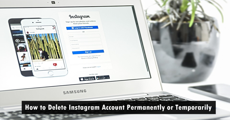 How to delete instagram account permanently or temporarily a guide how to delete instagram account permanently or temporarily a guide ccuart Image collections