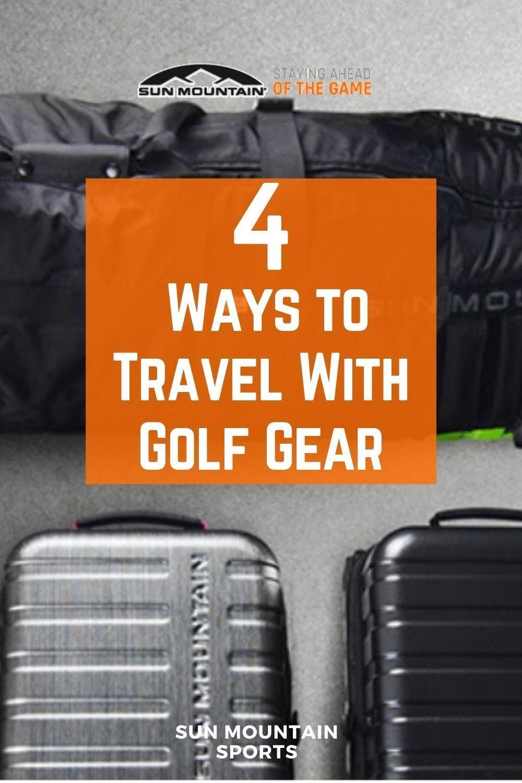 21++ Ballistic golf travel bag viral