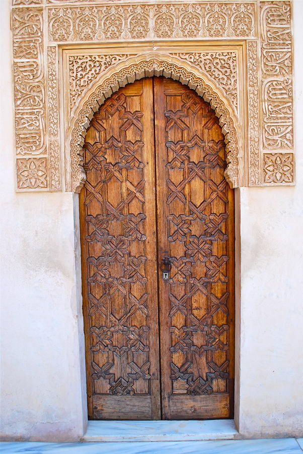 Moorish door the game pinterest puertas puertas de entrada y entradas - Muebles orientales sevilla ...