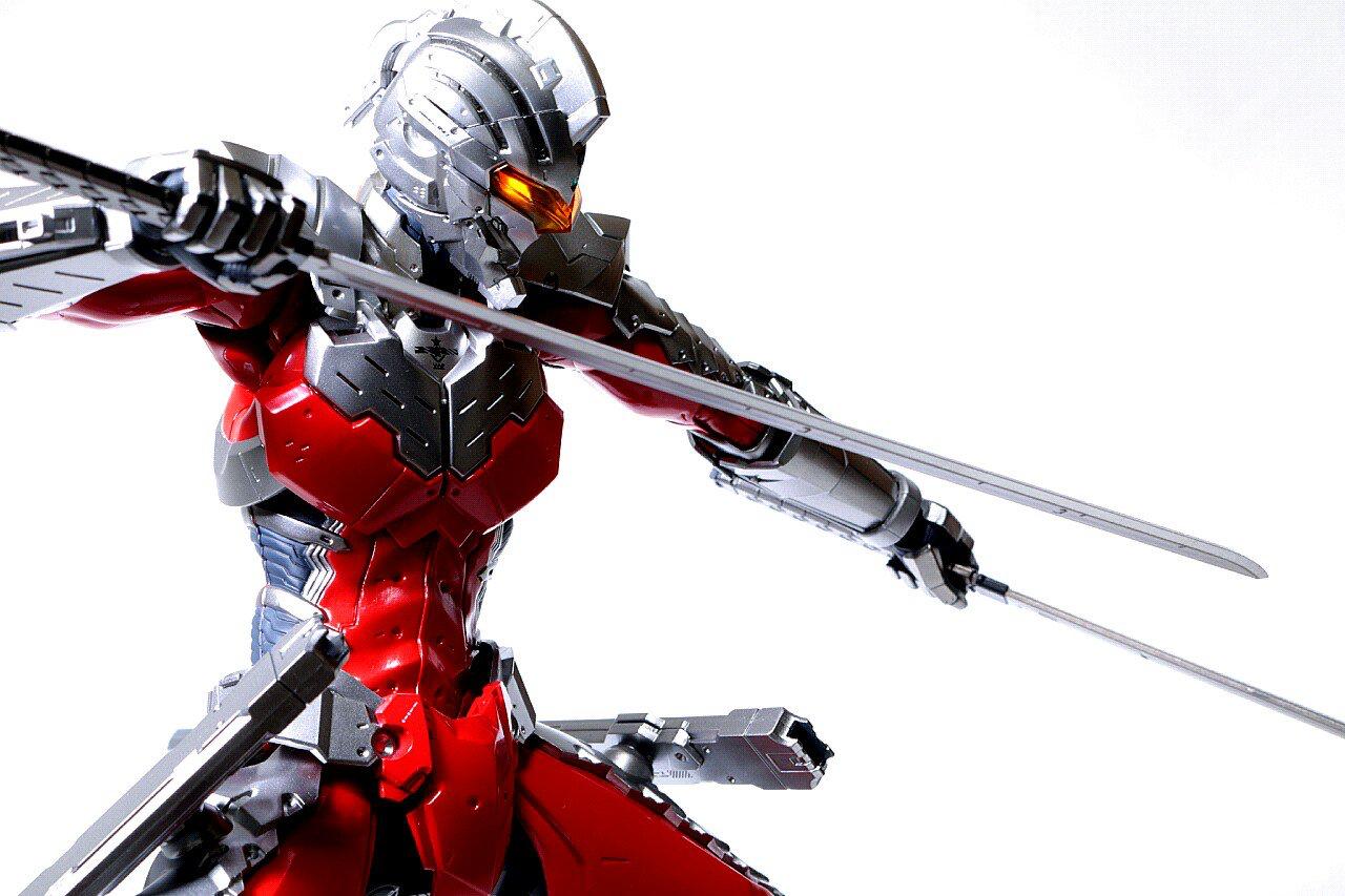 Ultraman 7 Sci fi characters, Super human, Modern fantasy