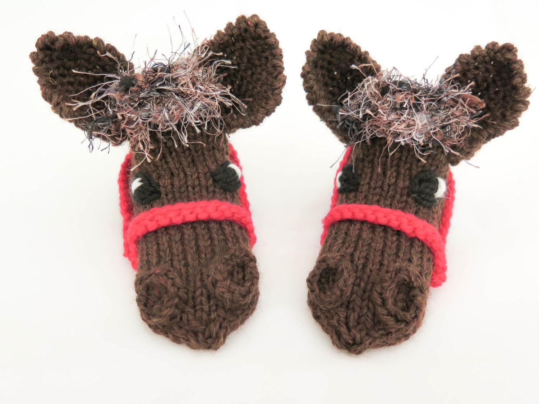 Knitting pattern horse slippers horse socks novelty sock knitting pattern horse slippers horse socks novelty sock babytoddler bankloansurffo Image collections