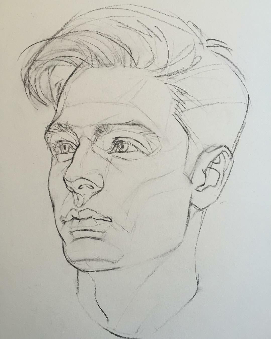 Line Drawing Portrait Tumblr : Oliversin fotos y videos de instagram