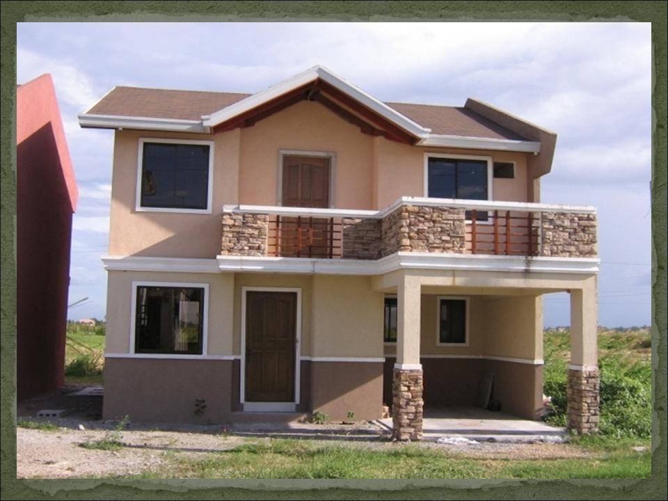 Planning To Build Your Own House? Check Out The Photos Of These Beautiful 2  Storey Houses.
