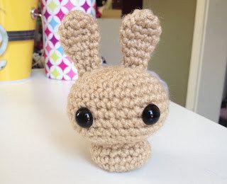Amigurumi Easy Crochet Patterns : Simple bunny crochet pattern free amigurumi patterns bunny