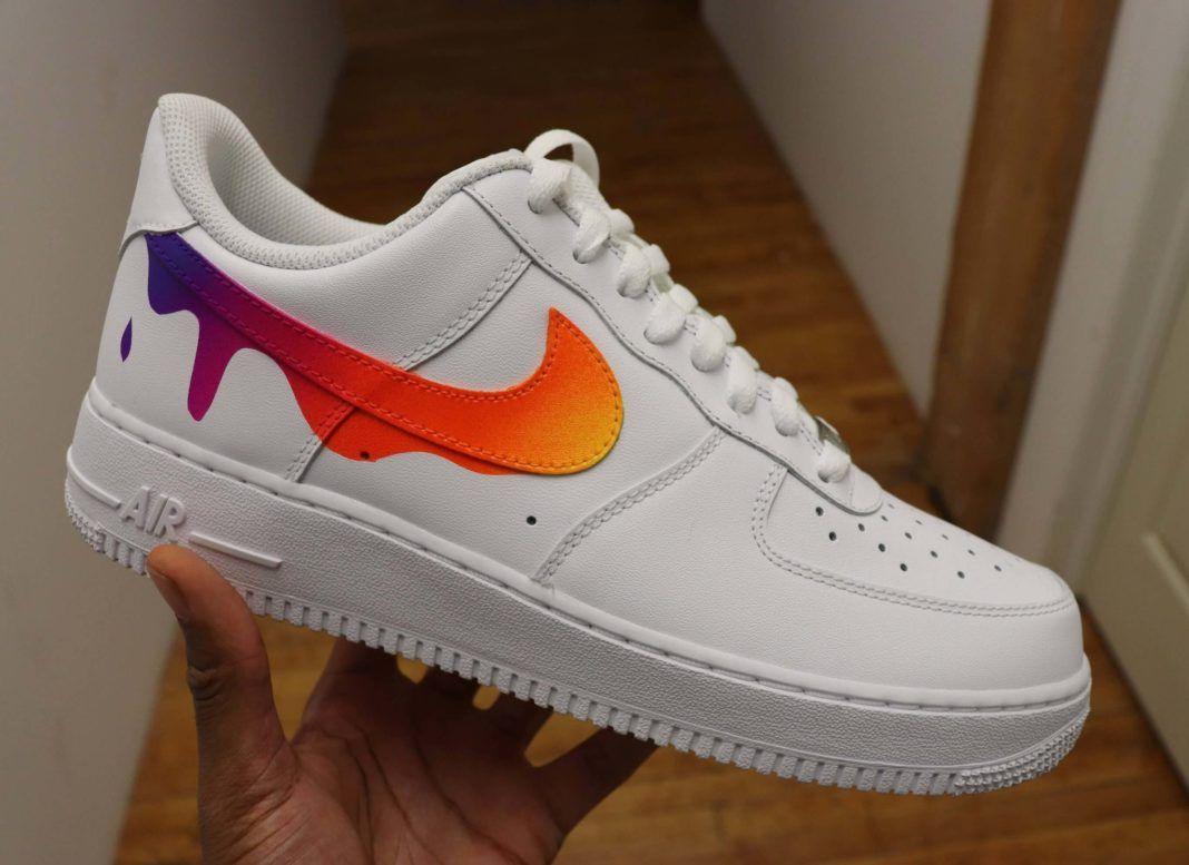 Top 10 Nike Air Force 1 Custom Kicks | Nike shoes air force