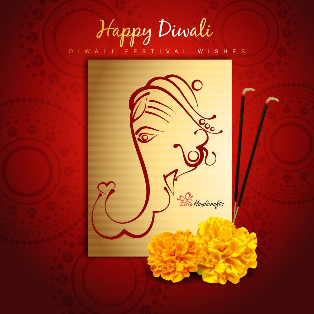 Pin by ankit official on diwali gifts pdf pinterest happy diwali diwali card unique ways for conveying diwali wishes httpselitehandicrafts m4hsunfo