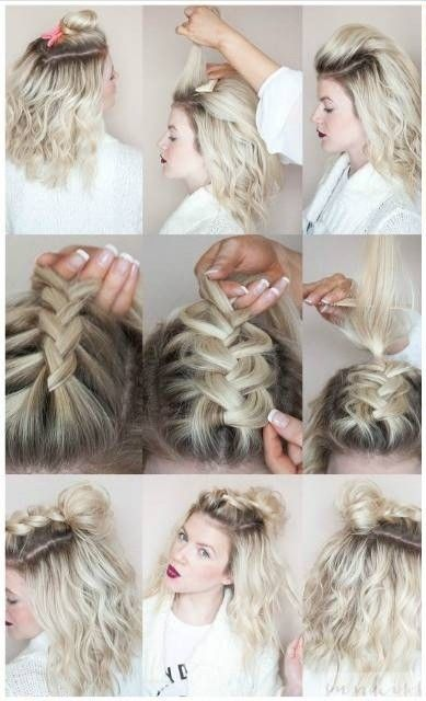 Pin By Kristen Cleeves On Krasota In 2020 Hair Styles Pinterest Hair Work Hairstyles