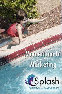 Momentum in Marketing