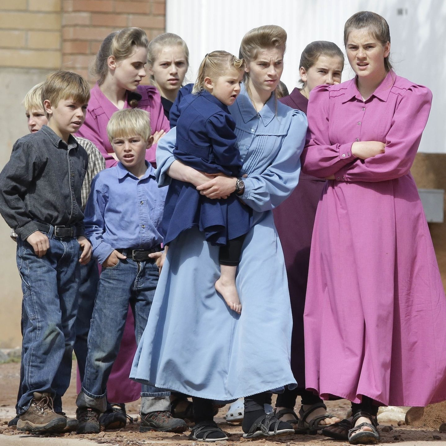 A Food Stamp Fraud Case Could Bring Down A Polygamous Sect