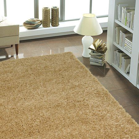 Home Shaggy Rug Rugs In Living Room Living Room White