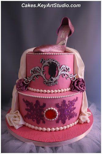 Inspiration for a Cricut or Die Cutting Cake and Cupcakes, Novelty Cakes. www.sweetsecretsdubai.com
