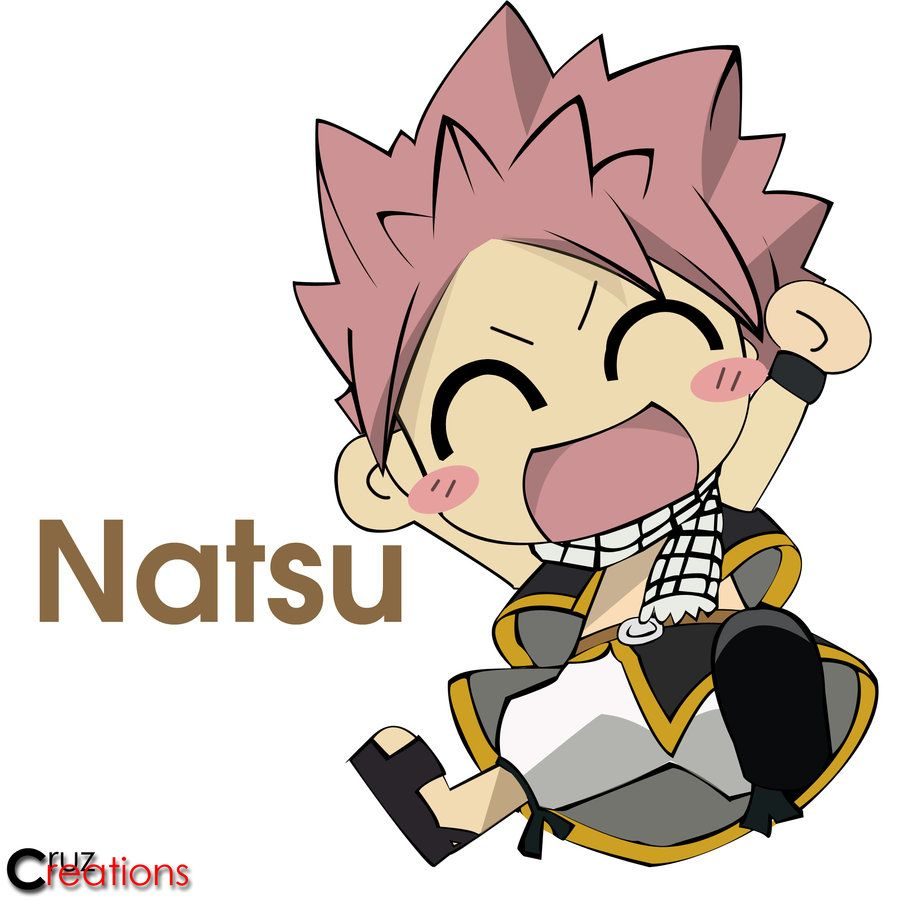 Natsu : the prince of all mages | Chibi, Anime and Image ...