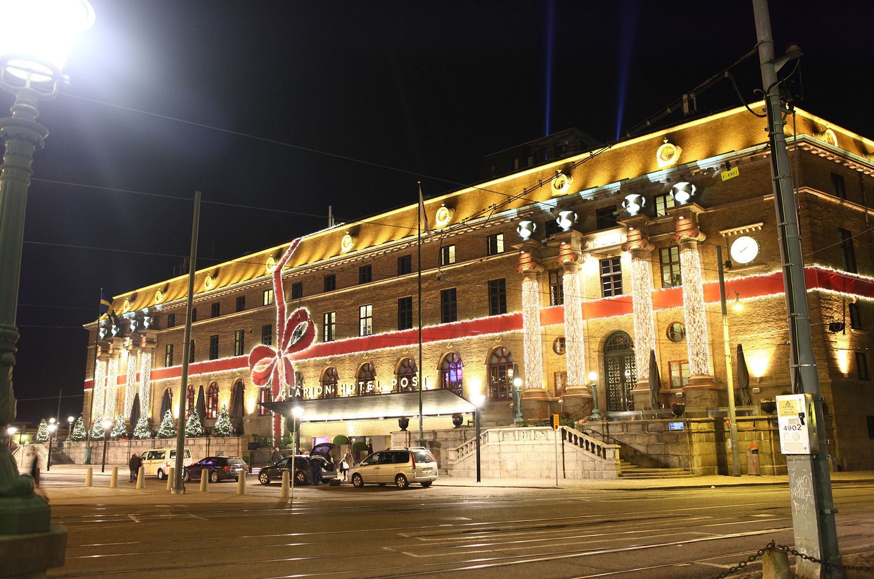 skönhetsfabriken clarion hotel post