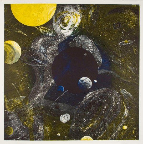 """Kiertoradalla"" by Finnish artist Sari Bremer (2005)."