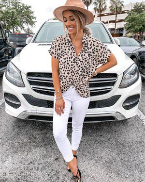 VV Boutique Style: How to Wear White Pants if Youre Not