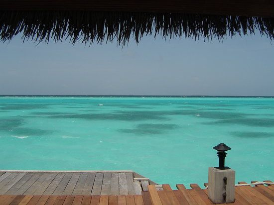 The Maledives are so beautiful ♥