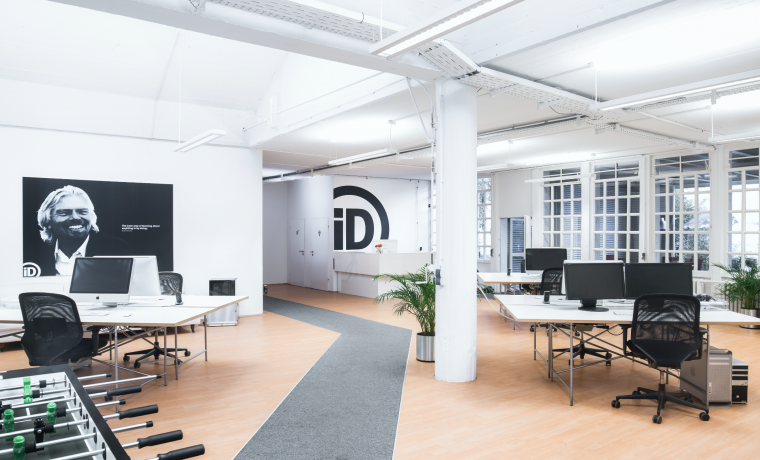 Büro Raumgestaltung