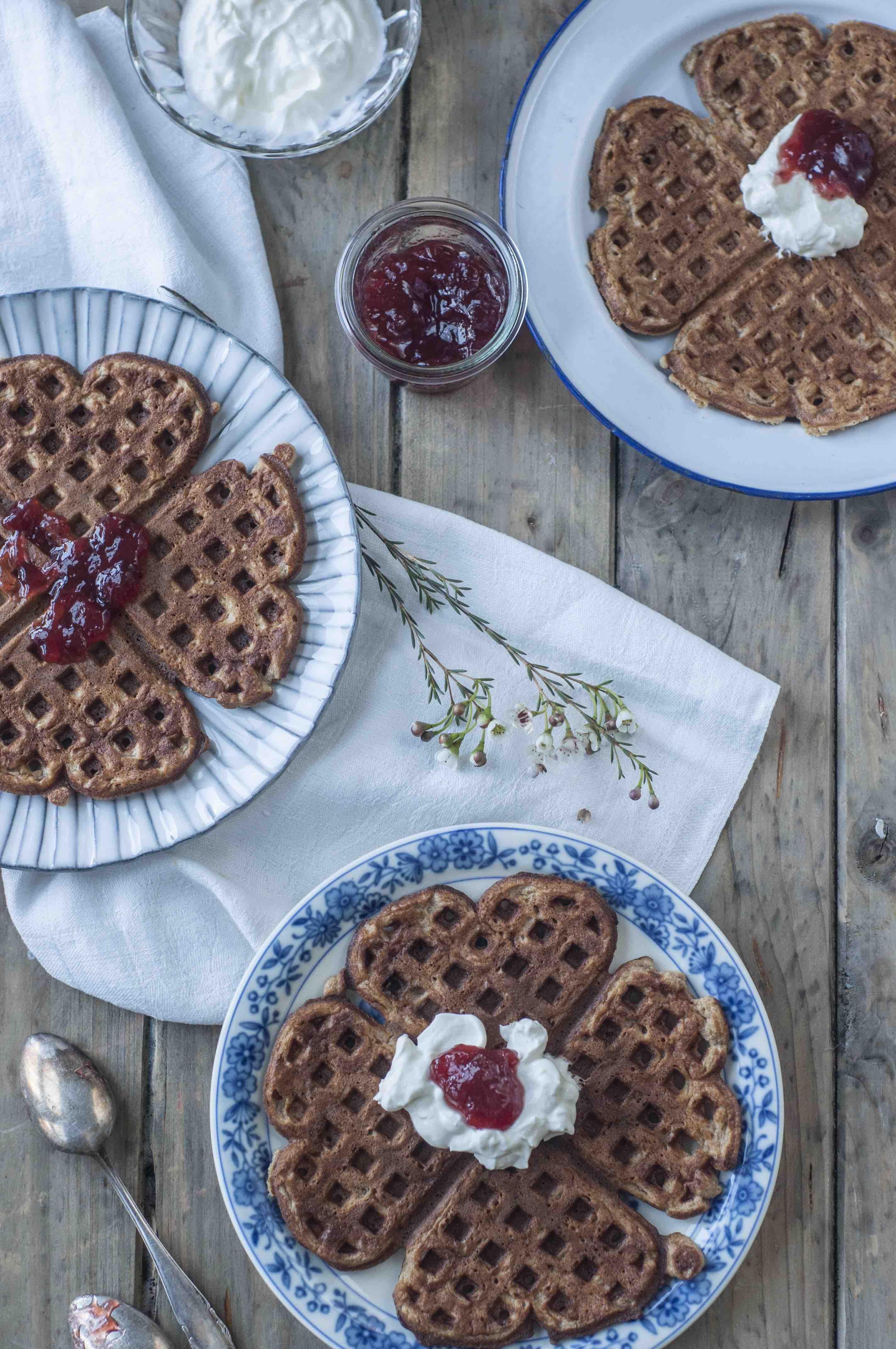 Recipe: Lebkuchenwaffeln | The Daily Dose