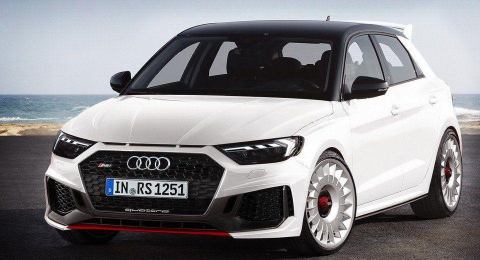 2019 Audi A1 Imagined As An Ultra Hatch An Avant And An Allroad