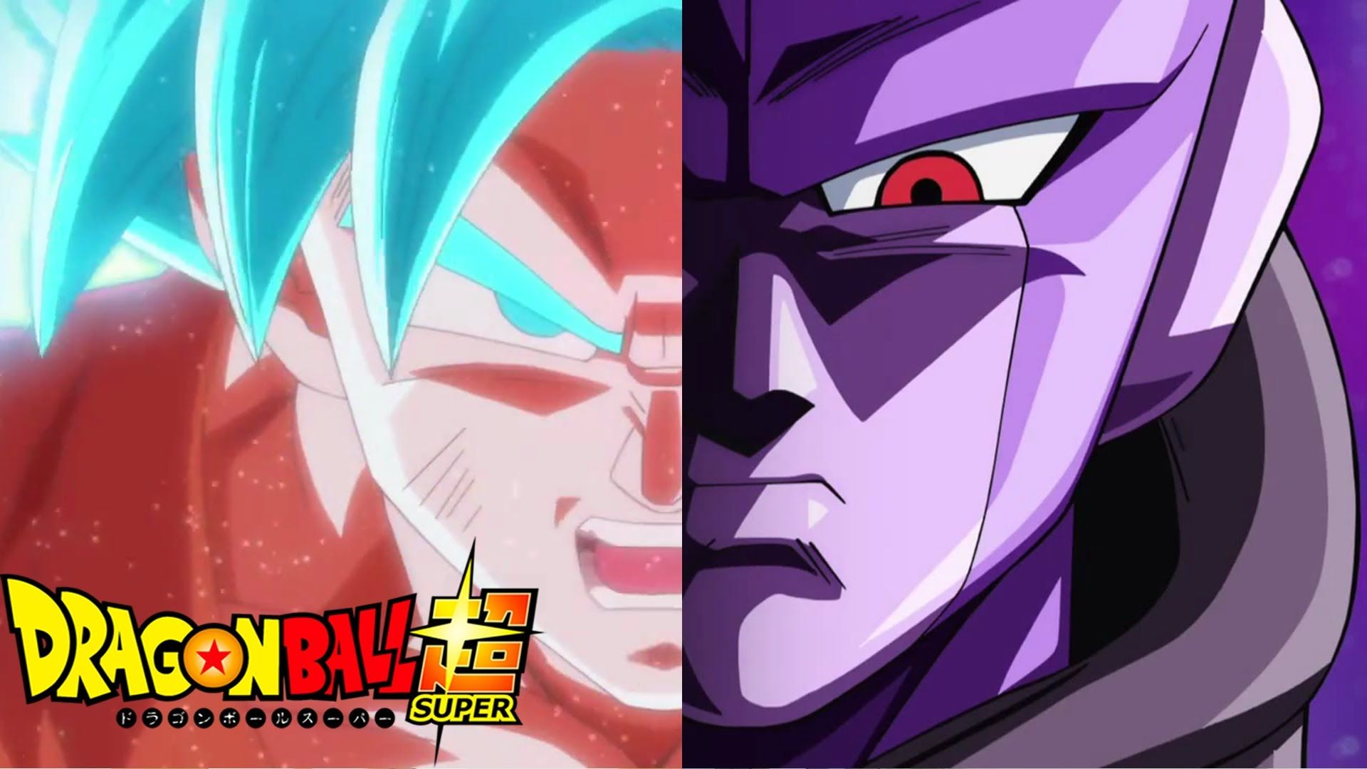 Reaction Ssblue Kaioken Goku Vs Hit Fight Dragon Ball Super