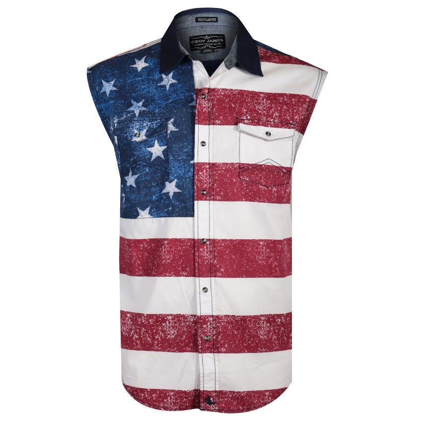 Cody James Men S Washington American Flag Tank American Flag Clothes American Flag Tank All American Girl