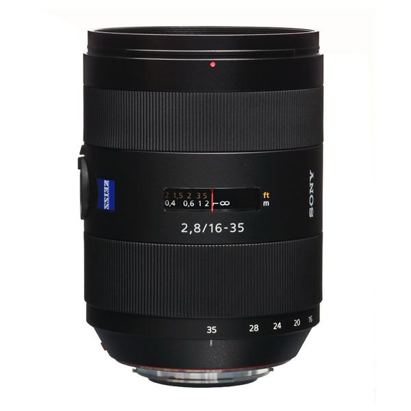 16 35mm F 2 8 Za Ssm Carl Zeiss Vario Sonnar T Af Slr Lens Slr Lens Zeiss Digital Slr Camera