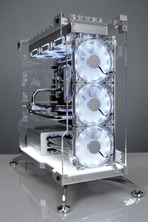 CrystaliZed 570X, un Mod qui met en avant la transparence