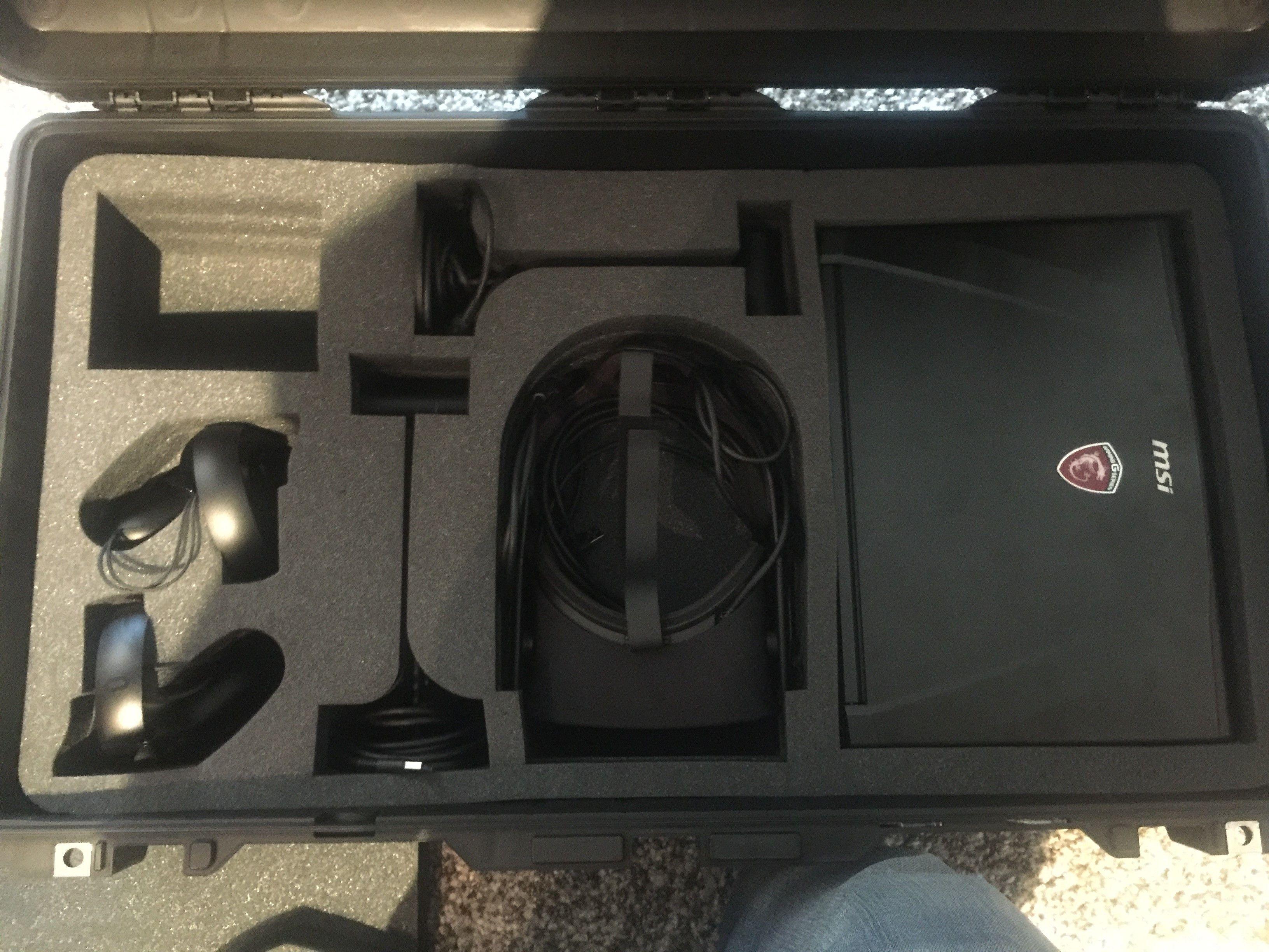 Pelican Air Case 1615 Custom Foam Insert for Motorola