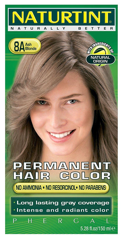 Naturtint Permanent Hair Color 8a Ash Blonde 528 Fl Oz 6 Pack