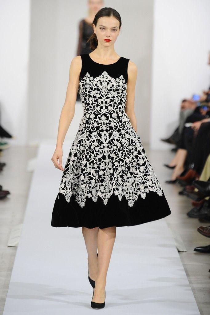 ODLR, Fall 2013 | Oscar de la Renta, Fall 2013 | Fashion ...