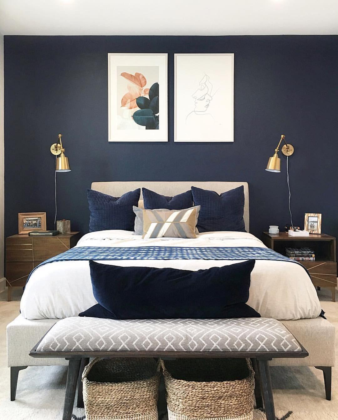 Best 60 Modern And Stylish Scandinavian Bedroom Ideas Sssst 640 x 480